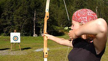 biathlon archery