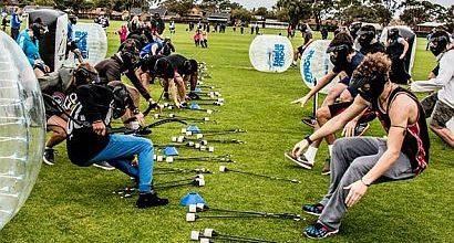 Combat Archery Mannschaft