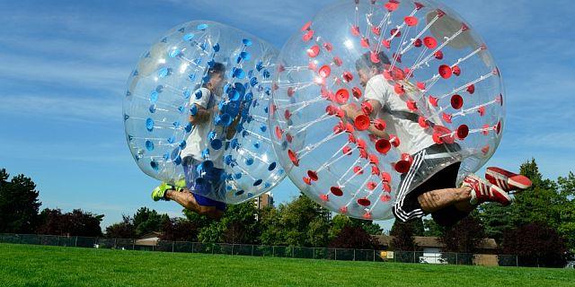 turnier bubble soccer